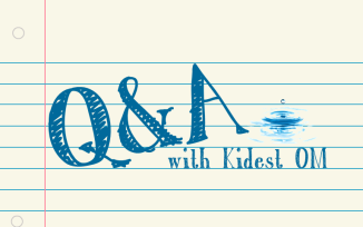 Q&A with Kidest OM
